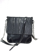 Zzfab Ostrich Cross Body Bag