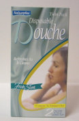 Douche Fresh Scent, Disposable, 130ml, Natureplex (Pack of 3. Summers Eve