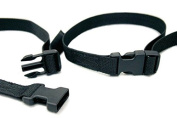 Toddler Table Replacement Seat Belt, Black