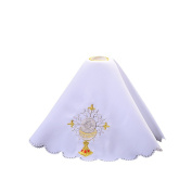 Blessume Altar Cloths Chalice Embroidered Pall