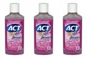 ACT Kids Anti-Cavity Fluoride Rinse, Bubblegum Blowout Travel Size 30ml