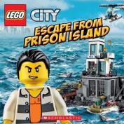 Escape from Prison Island (Lego City