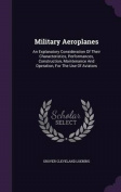 Military Aeroplanes