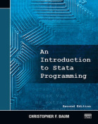 An Introduction to Stata Programming, Second Edition