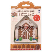 Ann Clark Gingerbread House Kit - Tin Plated Steel