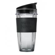 Nutri Ninja Auto iQ 950ml Multi-Serve TRITAN Cup & Sip/Seal Lid & Silicone Sleeve