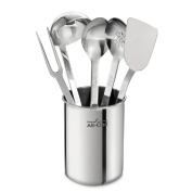All-Clad All Professional 6 Piece Kitchen Tool Utensil Set