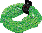 Kwik Tek Airhead Two Rider Bling Tube Rope Ahtr-12Bl
