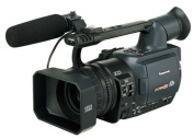 Panasonic Pro AG-HVX200 3CCD P2/DVCPRO 1080i High Definition Camcorder with 13x Optical Zoom, Grey Market