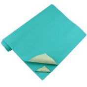 Lineco Book Cloth - Turquoise 43cm x 100cm Sheet