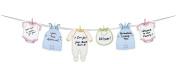 Wilton 1004-3122 Welcome Baby Garland Kit