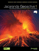 Jacaranda Geoactive 1 NSW Australian Curriculum Geography Stage 4 Fourth Edition eBookPLUS & Print
