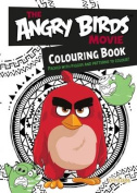 Angry Birds Movie Colouring Book