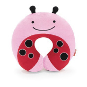 Baby Toddler Travel Neck Pillow Headrest - Ladybug