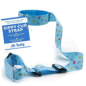 Ah Baby Sippy Cup Strap Keeps You From Having to Pick Bottle up From Germy Floors 60cm Leash