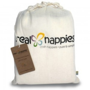 Flat Nappies (6 Pack) by Real Nappies