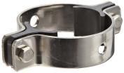 Dixon B24RPH-G300 Stainless Steel 304 Sanitary Fitting, Round Tube Hanger, 7.6cm Tube OD