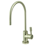 Kingston Brass Gourmetier KS8198DL Concord 1/4 Turn Forged Water Filter Faucet , Satin Nickel