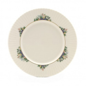 Lenox Rutledge Gold Banded Ivory China Dinner Plate