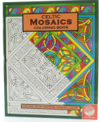 Celtic Mosaics Colouring Book [Toy]