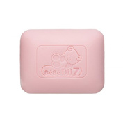 DH7 PINK BEBE FOR BABY SOAP SURGRAS DELICATE SKIN WITH ALMOND OIL & CALENDULA 200G
