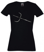 Pinkelephant - T-Shirt V-Neck woman - chinese weapons 27