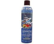 FW1 Marine Boat Wash & Fast Wax Waterless Detail Cleaning Polish Spray 520ml