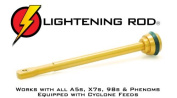 TECHT Lightening Rod Upgrade for all Tippmann A5s, X7s, 98s, and Phenoms Equipped with Cyclone Feeds