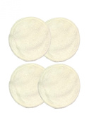 Beaming Baby Organic Bamboo Nursing Pads - Pack of 4
