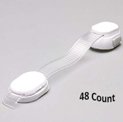 Safety 1st Adjustable Multi-Purpose Strap - 48 Count