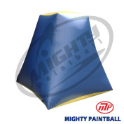 MP Temple Shape Inflatable Air Bunker, Small
