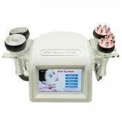 Denshine 5 IN1 40K Cavitation Ultrasonic RF Radio Frequency Multipolar Vacuum Beauty and body Machine