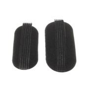 OUKIN 2pcs Black Sponge Hair Volume Bump Up Clip Hair Maker Tool Hair Base