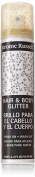 Jerome Russell Hair and Body Glitter Spray Gold, 65 ml