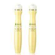 "2 x Garnier Skin Naturals White Complete Eye Roll-On, 15ml - - ""Shipping by FEDEX/DHL"""