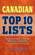 Canadian Top 10 Lists