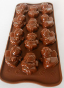 Fimel SCG27 Silicone Mould for Chocolate Making Number 12 Angels