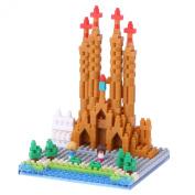 Nano-block Sagrada Familia NBH_098