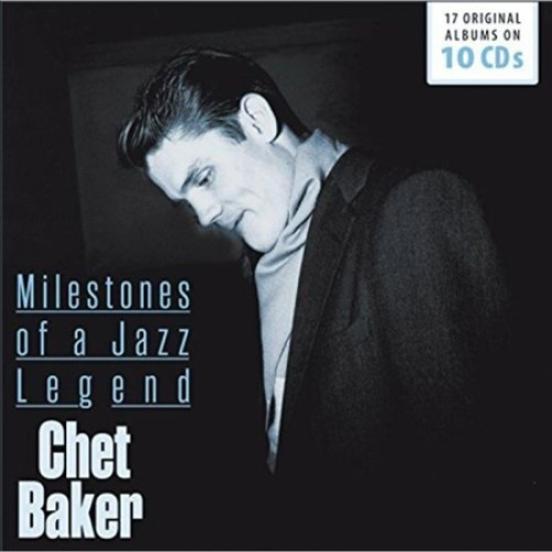 Milestones of a Jazz Legend by Chet Baker.