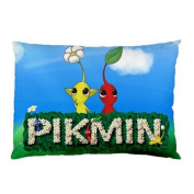 . Custom Pikmin Cute Colourful Zippered Pillow Case 20x30