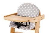 Pinolino 57448-8 Seat Reducer Cushion for High Chair