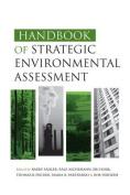 Handbook of Strategic Environmental Assessment