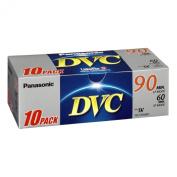 Panasonic DVM60FE10 60 Minute Mini DV Camcorder Tapes