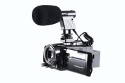 Boya BY-VM01 Stereo Video Condenser Microphone for Camera