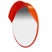 Convex mirror for safety and traffic safety 45 cm