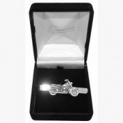 Motorbike Tie Slide, Nice Wedding Gift, Comes Boxed