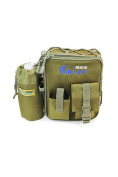 ILURE Multifunction Fishing Leg Bag Waist Haversack Fishing Lure Tackle