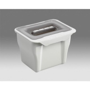 Wesco Kitchen Box Multi-Functional Bin - Can be Hung from Cupboard Doors 5 Litres
