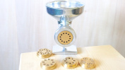 """Manual dough press for traditional """"brass wire-drawing"""" pasta Cod. MG/OM/40025T"""