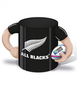 2015 Rugby World Cup Player Ceramic Mug New Zealand All Blacks